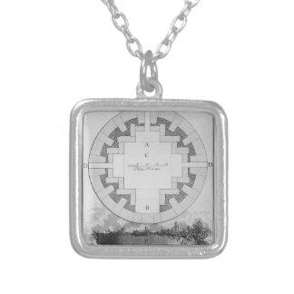 Giovanni Piranesi- Split of the urn itself Jewelry
