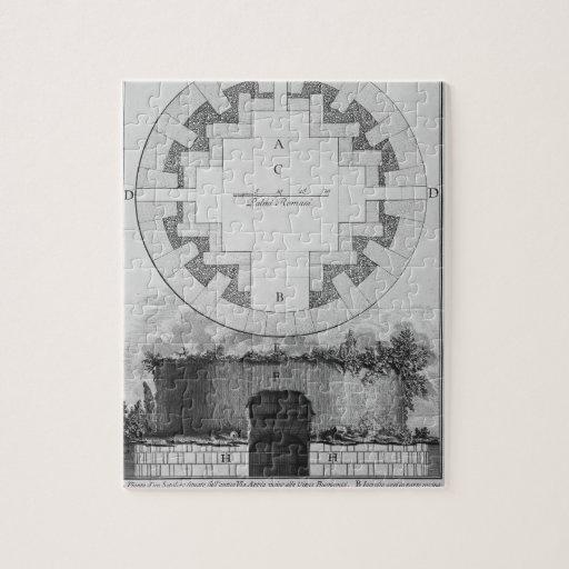 Giovanni Piranesi- Split of the urn itself Puzzles