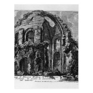 Giovanni Piranesi-Temple of Minerva Medica Postcards