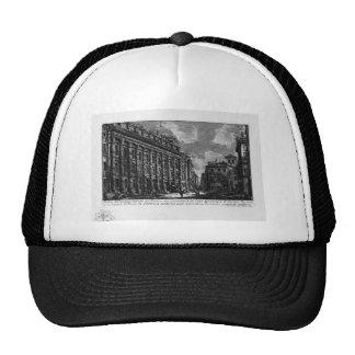 Giovanni Piranesi- The Roman antiquities Mesh Hat
