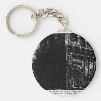 Giovanni Piranesi-The Roman antiquities Key Chains