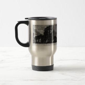 Giovanni Piranesi- The Roman antiquities Coffee Mug