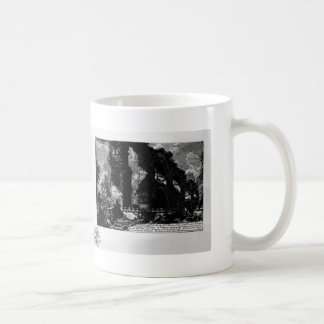 Giovanni Piranesi- The Roman antiquities Coffee Mugs