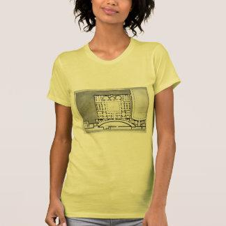 Giovanni Piranesi-The Roman antiquities of Palace Tee Shirt