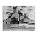 Giovanni Piranesi- The Roman antiquities of tomb Postcard