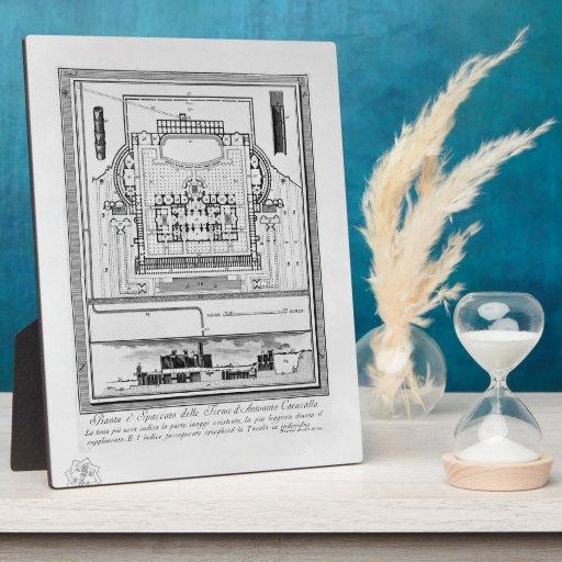 Giovanni Piranesi- The Roman antiquities Photo Plaques