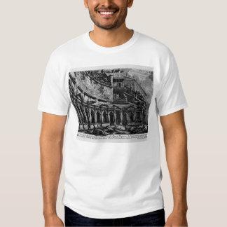 Giovanni Piranesi-Trajan`s Market Shirts
