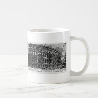 Giovanni Piranesi- View of Flavian Amphitheatre Coffee Mug