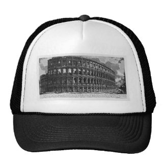 Giovanni Piranesi- View of Flavian Amphitheatre Trucker Hat