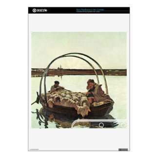 Giovanni Segantini - Ave Maria PS3 Slim Console Decals