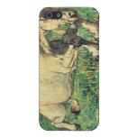 Giovanni Segantini - Galloping horse iPhone 5 Cover