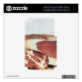 Giovanni Segantini - jamón iPod Touch 4G Skin