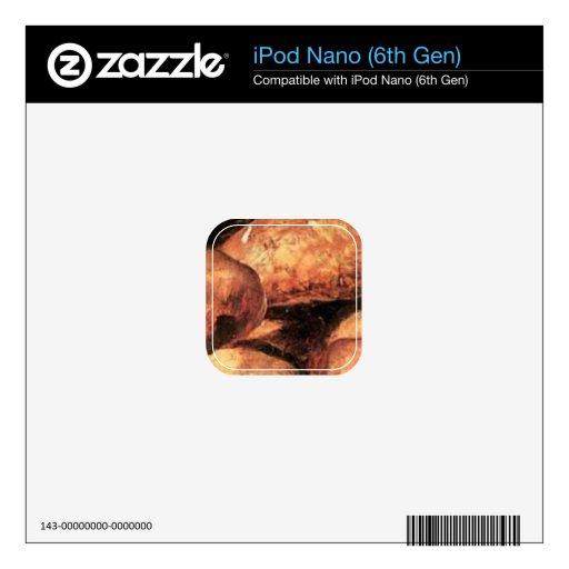 Giovanni Segantini - Mushrooms iPod Nano 6G Decals