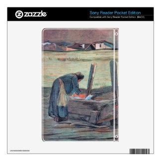 Giovanni Segantini - Washer Decal For Sony Reader