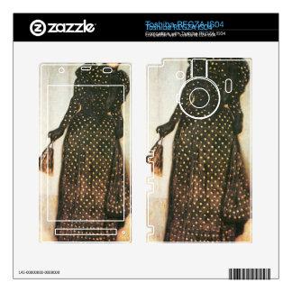 Giovanni Segantini - Woman with white-dotted dress Skin For Toshiba REGZA
