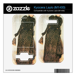 Giovanni Segantini - Woman with white-dotted dress Kyocera Laylo Decals