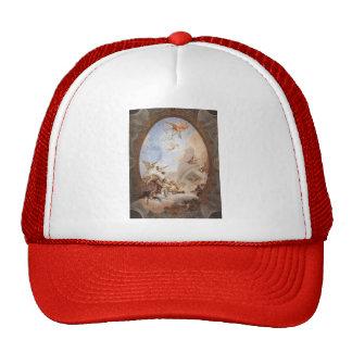 Giovanni Tiepolo: Allegory of Merit Hat