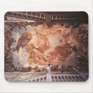 Giovanni Tiepolo: Apollo and the Continents Mousepads
