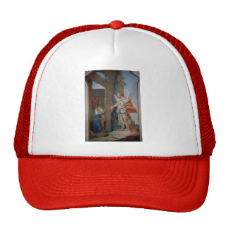 Giovanni Tiepolo:Appearance of angel before Sarah Trucker Hat