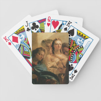 Giovanni Tiepolo- Christ and the Adulteress Card Deck