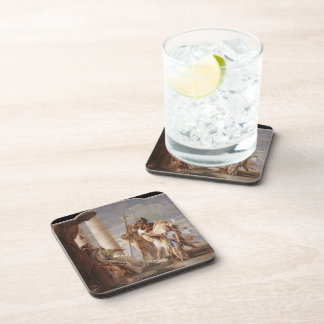 Giovanni Tiepolo:Dido disguised as Ascanius Drink Coasters