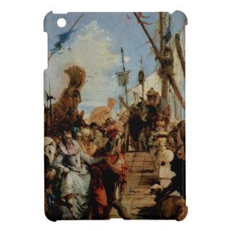 Giovanni Tiepolo- Meeting of Anthony and Cleopatra iPad Mini Case