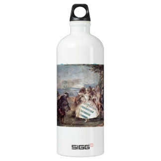 Giovanni Tiepolo-Minuet with Pantaloon & Colombine SIGG Traveler 1.0L Water Bottle