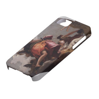 Giovanni Tiepolo- Prudence, Sincerity & Temperance iPhone 5/5S Cover