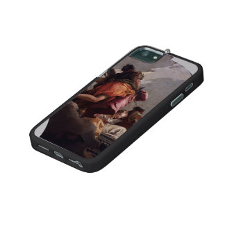 Giovanni Tiepolo- Prudence, Sincerity & Temperance iPhone 5 Covers