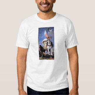Giovanni Tiepolo- St James Conquering the Moors T Shirt