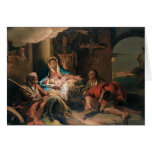 Giovanni Tiepolo- The Adoration of the Shepherds Cards