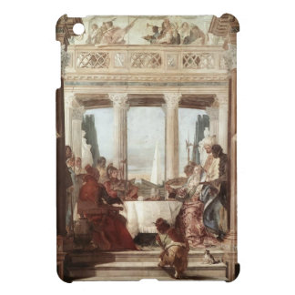 Giovanni Tiepolo: The Banquet of Cleopatra iPad Mini Cases