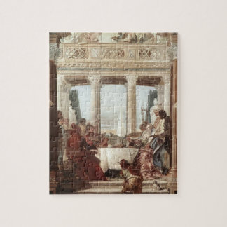 Giovanni Tiepolo: The Banquet of Cleopatra Puzzle
