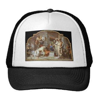 Giovanni Tiepolo:The Beheading of John the Baptist Trucker Hat