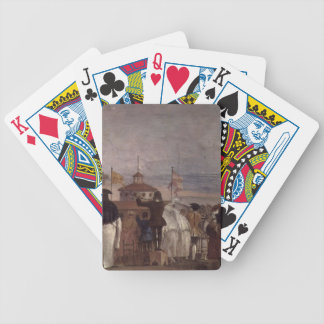 Giovanni Tiepolo: The New World Bicycle Card Deck
