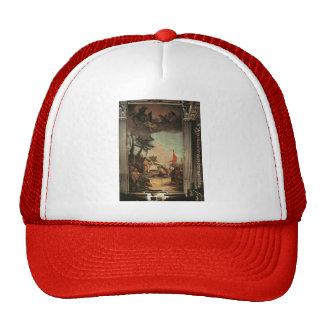 Giovanni Tiepolo- The Sacrifice of Melchizedek Hat