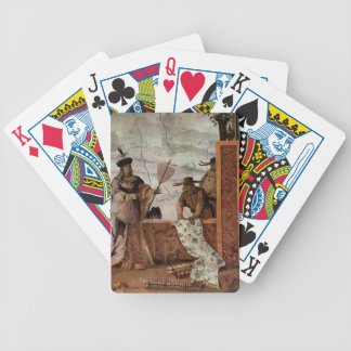 Giovanni Tiepolo: The Textile Merchant Deck Of Cards