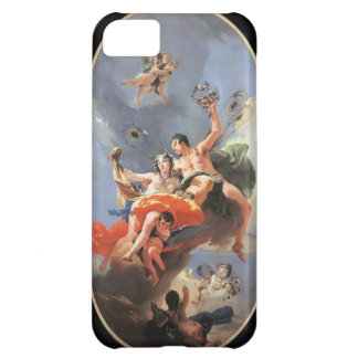Giovanni Tiepolo- The Triumph of Zephyr and Flora iPhone 5C Covers
