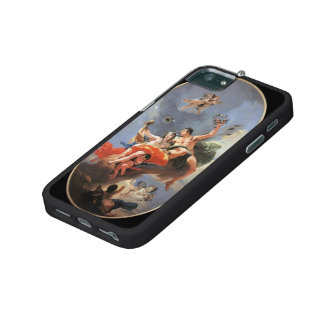 Giovanni Tiepolo- The Triumph of Zephyr and Flora iPhone 5 Cover