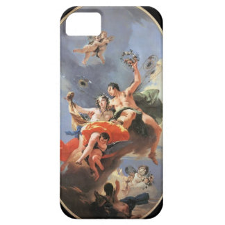 Giovanni Tiepolo- The Triumph of Zephyr and Flora Cover For iPhone 5/5S