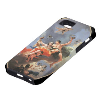 Giovanni Tiepolo- The Triumph of Zephyr and Flora iPhone 5/5S Case