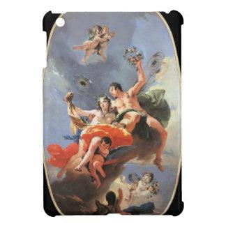 Giovanni Tiepolo- The Triumph of Zephyr and Flora Case For The iPad Mini
