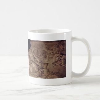 Giovanni Tiepolo:Vulcan to forge armor for Aeneas Classic White Coffee Mug