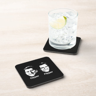 GIPPER AND FLIPPER.png Drink Coaster
