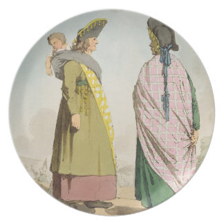 Gipsies, plate 25 from Volume I of 'The Manners, C