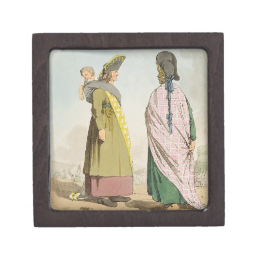 Gipsies, plate 25 from Volume I of 'The Manners, C Gift Box