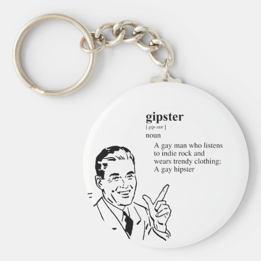 GIPSTER KEYCHAINS