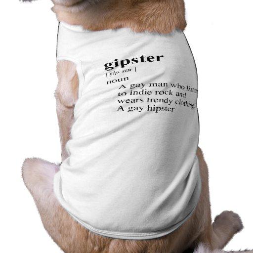 GIPSTER PET TSHIRT