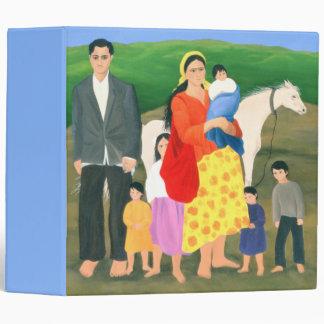 Gipsy Family 1986 Binder