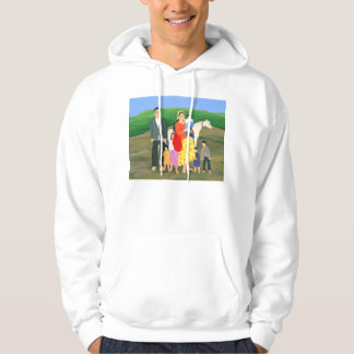 Gipsy Family 1986 Hoodie